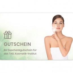 TAEL Kosmetik-Institut Geschenkgutschein